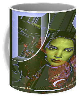 About Art Streetart Coffee Mug
