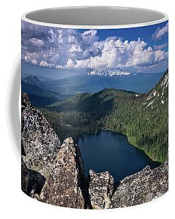 Above Castle Lake Coffee Mug