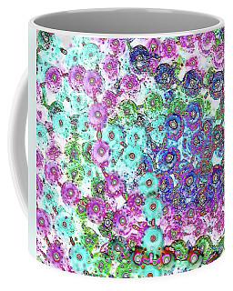 Abstract Distraction Coffee Mug