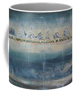 Abstract Scottish Landscape Coffee Mug