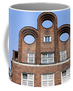 Abstract Shape Architectural Detail Coffee Mug