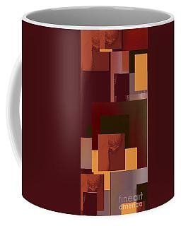Abstract Tapestry 3 Coffee Mug