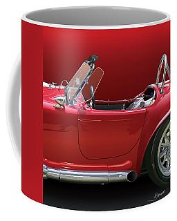Ac Cobra Detail Coffee Mug