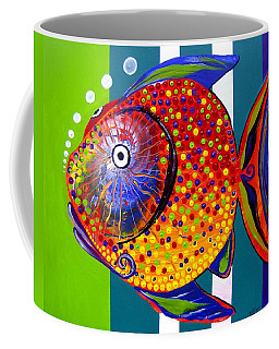 Acidfish 60 Coffee Mug