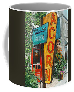 Acorn Theater Coffee Mug