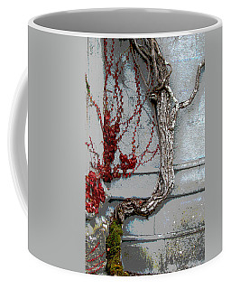 Coffee Mug featuring the photograph Adare Ivy by Charlie and Norma Brock