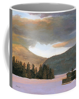Adirondack Morning Coffee Mug