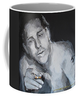 After The Fight- Into The Night Coffee Mug