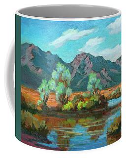 After The Rain Coffee Mug by Diane McClary