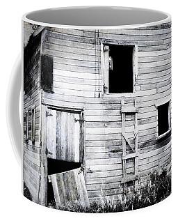 Aging Barn  Coffee Mug