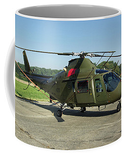 Agusta-westland A109 Coffee Mug by Tim Beach