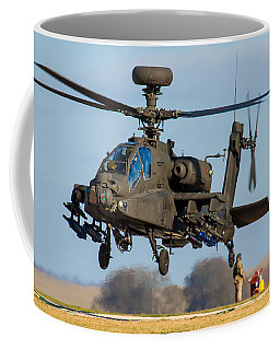 Ah64 Apache Coffee Mug by Ken Brannen