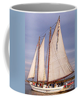 Coffee Mug featuring the photograph Aj Meerwald On Race Day by Nancy Patterson