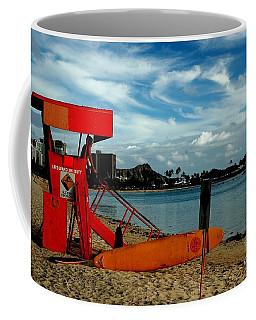 Ala Moana Coffee Mug by Mark Gilman
