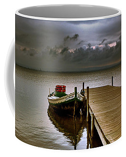 Albufera Before The Rain. Valencia. Spain Coffee Mug