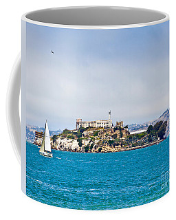 Alcatraz - San Francisco Coffee Mug