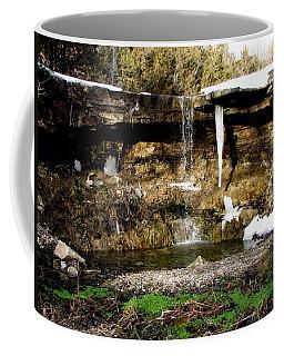 Alcove Spring And Waterfall Coffee Mug