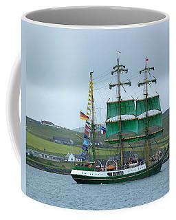 Coffee Mug featuring the photograph Alexander Von Humboldt by Lynn Bolt