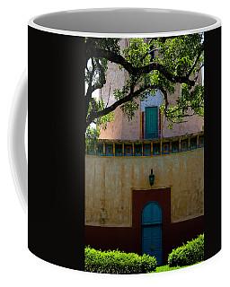 Alhambra Water Tower Doors Coffee Mug