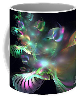 Alien Shrub Coffee Mug