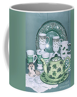 Coffee Mug featuring the photograph All Ready For March by Nancy Patterson