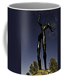 Coffee Mug featuring the photograph All Wounded Warriors  by Larry Depee