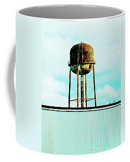 Coffee Mug featuring the photograph Along Highway 61 by Lizi Beard-Ward