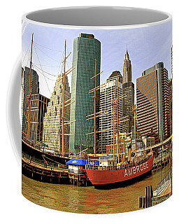 Coffee Mug featuring the photograph Ambrose by Alice Gipson