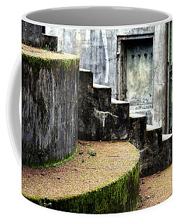 An Abandoned Fortress Coffee Mug