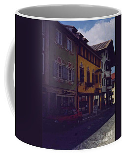 Coffee Mug featuring the photograph An Afternoon In Germany  by Nancy Patterson