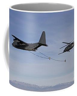 An Hh-60g Pave Hawk Prepares Coffee Mug