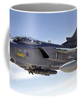 An Raf Tornado Gr-4 Takes On Fuel Coffee Mug