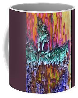 Coffee Mug featuring the digital art Ancient Footsteps by Richard Laeton