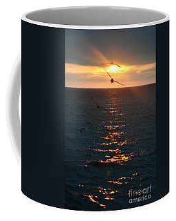 ...and At The End Of The Day... Coffee Mug by Valerie Rosen