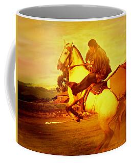 Andean Rearing Horse-cuzco Caballero IIi Coffee Mug