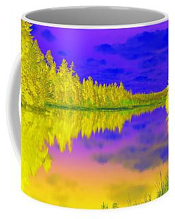 Androskoggin Sabattier Coffee Mug