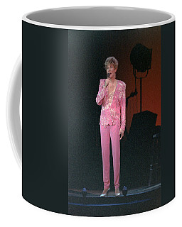 Coffee Mug featuring the photograph Anne Murray by Mike Martin