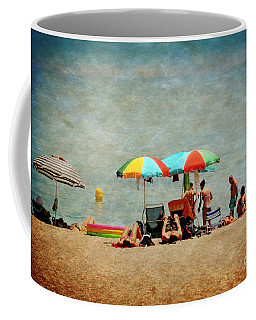 Another Day At The Beach Coffee Mug