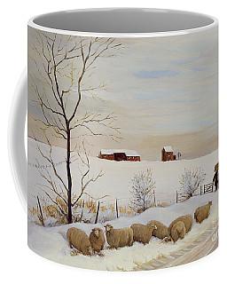 Another Hard Winter Coffee Mug