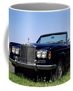 Antique Rolls Royce Coffee Mug