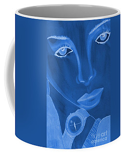 Apaticos Azul Coffee Mug