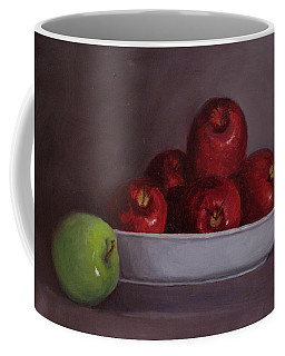 Apples -still Life Coffee Mug