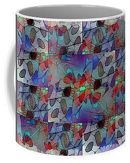 Arboretum Colorful Coffee Mug