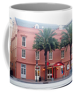 Coffee Mug featuring the photograph Arby's At Dawn by Alys Caviness-Gober