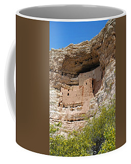 Arizona Cliff Dwellings Coffee Mug