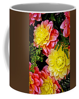 Arrangement Coffee Mug by Steve McKinzie
