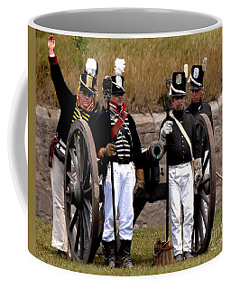 Artillery Coffee Mug