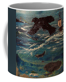 As The Crow Flys Coffee Mug