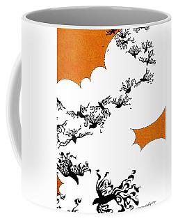 As The Crows Fly Coffee Mug
