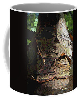 Asian Paperback Birch Coffee Mug